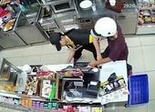 1 cửa hàng tiện lợi quận Tân Phú bị cướp