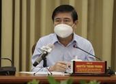 Ông Nguyễn Thành Phong làm chỉ huy trưởng Sở Chỉ huy phòng chống dịch COVID-19