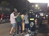 Tổ tuần tra 363 tóm 2 kẻ trộm xe máy trong đêm ở Hóc Môn