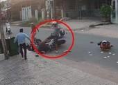 1 nữ sinh bị nam thanh niên hành hung sau va chạm giao thông