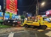 Nữ tài xế 23 tuổi tông xe liên hoàn ở Bình Thạnh có 4 lỗi