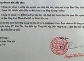 Trang dongbang.vn đăng tải trái phép tin bài của PLO.vn