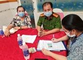 Phạt hàng chục người không đeo khẩu trang ở quận 1, Bình Tân