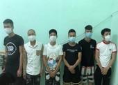 6 thanh niên tụ tập nhậu nhẹt, bị phạt 102 triệu đồng