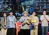 Minh Nhí ăn ý với Gia Bảo trong minishow 'Vẽ 1 nụ cười'