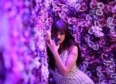 Ngắm hoa hậu Phạm Hương rất khác khi dưỡng bệnh ở Mỹ