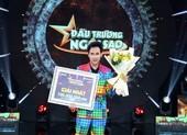 Đội Nguyên Vũ giành chiến thắng 'Đấu trường ngôi sao'