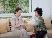 Nhân vật Thu Trang tự ti nhan sắc khi ra mắt gia đình chồng