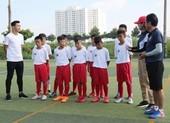 Loạt soái ca đội tuyển bóng đá Việt Nam tham gia 'Cầu thủ nhí'