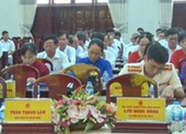 Hậu Giang: Nguyên Chánh Thanh tra làm Phó Ban Tổ chức Tỉnh ủy
