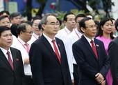 Sáng nay, Đại hội Đảng bộ TP.HCM khóa XI họp phiên trù bị