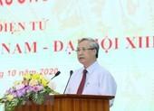 Chính thức khai trương Trang tin điện tử Đại hội XIII của Đảng