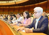 Quốc hội chốt ngày bầu cử năm 2021