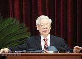 Phát biểu của Tổng bí thư, Chủ tịch nước tại Hội nghị TW 14