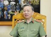 Đại tướng Tô Lâm: 'Lúc dân cần, lúc dân khó, có công an'