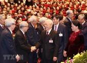 Thông cáo báo chí phiên khai mạc Đại hội XIII của Đảng