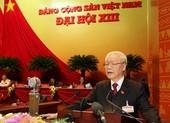 Chùm ảnh: Lãnh đạo Đảng, Nhà nước dự khai mạc Đại hội XIII