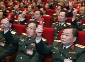 Những đại biểu quân đội trúng cử BCH Trung ương Đảng khóa XIII