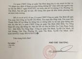 Công an Tân Bình tìm nhân chứng vụ tai nạn chết người