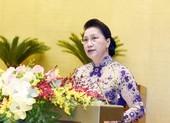 Quốc hội khai mạc kỳ họp 'mang tính cầu nối, chuyển giao...'
