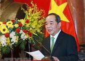 Chủ tịch nước bổ nhiệm nhân sự mới