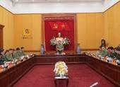 Bộ Công an: Tăng cường tiềm lực cho công an xã chính quy