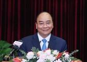 Chủ tịch nước ứng cử tại tổ bầu cử Củ Chi, Hóc Môn