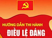 Cách hết chức vụ trong Đảng nguyên Giám đốc Trung tâm Y tế huyện Đồng Phú
