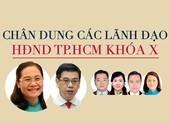 Chân dung các lãnh đạo HĐND TP.HCM nhiệm kỳ 2021-2026
