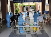 Phú Nhuận xét nghiệm hơn 1500 thí sinh thi tốt nghiệp THPT