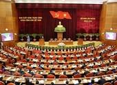 Thông cáo ngày làm việc thứ nhất của Hội nghị Trung ương 3, khóa XIII
