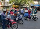 Nhiều người buộc phải quay đầu xe trước giờ G - TP.HCM hạn chế tối đa ra đường