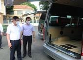 Chủ tịch Nguyễn Thành Phong: 'Tuyệt đối không để F0 tử vong tại nhà'