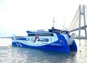 Tháng 12 khai trương phà biển Cần Giờ - Vũng Tàu