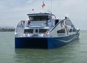 Nhiều kỳ vọng về tuyến phà biển Cần Giờ - Vũng Tàu