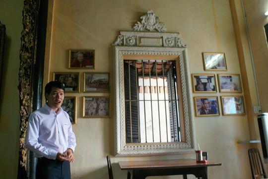 Căn phòng cho khách thuê trong nhà cổ phim Người tình - Ảnh 6.