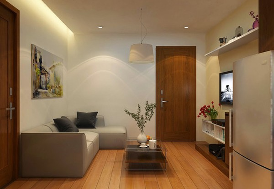 Mua căn hộ chung cư để cho thuê: Giảm giá tận đáy nhưng vẫn ế hàng - Ảnh 1.