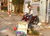 Phạt nguội người xả rác: Khó nhưng hiệu quả