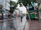 Nhiều nơi ở Nam bộ xuất hiện mưa từ sáng sớm