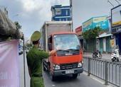 Lãnh đạo Sở GTVT thị sát các chốt chống dịch ở quận Gò Vấp, TP.HCM