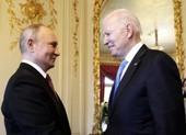 Ông Biden bắt tay ông Putin, hội đàm thượng đỉnh Mỹ - Nga bắt đầu