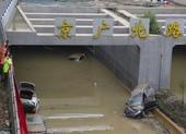 Trung Quốc chưa qua cơn lụt lịch sử lại phải đối phó bão lớn