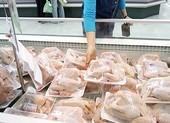Phao câu, chân… gà ngoại siêu rẻ 'tấn công' gà Việt Nam