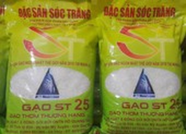 Hôm nay, đăng ký gạo ST25 được công bố trên công báo Mỹ