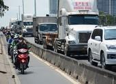 TP.HCM gỡ kẹt xe cho khu vực cảng Cát Lái