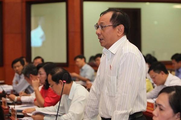 Đại biểu Trần Quang Thắng