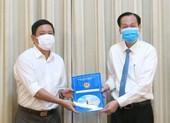 TP.HCM phê chuẩn 2 phó chủ tịch quận 1 và Tân Bình