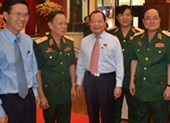 Đảng bộ Quân sự TP.HCM không để bị động, bất ngờ