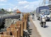 TP.HCM: Dự án cải thiện môi trường nước tăng tốc về đích