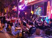 Đại biểu chất vấn việc 'đường Phạm Văn Đồng thành bar vỉa hè'